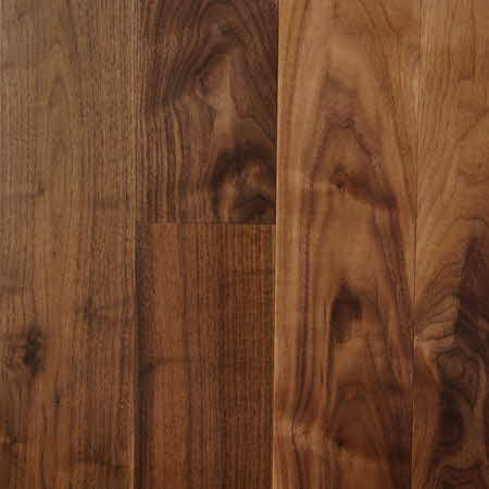 American Black Walnut Engineered PreFinished Hardwood Flooring - Black walnut hardwood flooring